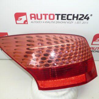 Left rear lamp PEUGEOT 407 SW 9683275280 6350FR