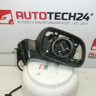 Right rearview mirror PEUGEOT 407 96457004XT 8149VC