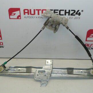 Right window download mechanism PEUGEOT 407 9644893480 9222Q4