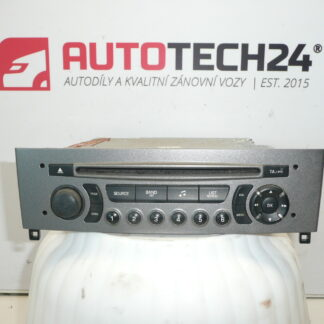 Car radio CD RD4-N1-02 CITROEN PEUGEOT 96650205XH
