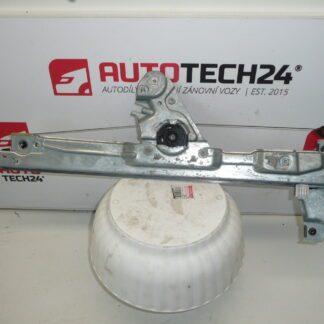 Left window lowering mechanism PEUGEOT 308 9658927080 9221CW