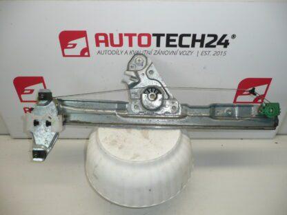 Right window download mechanism PEUGEOT 308 9658926980 9222CV