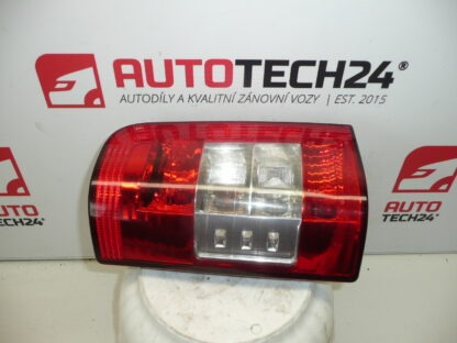 Left rear lamp CITROEN PEUGEOT 9657977080 6350Z1