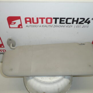 Left sun visor CITROEN BERLINGO II 8143TK