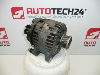 Alternator 62tis. km CITROEN PEUGEOT CL15 9646321780