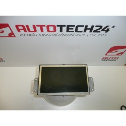 Display NAVIGATION CITROEN PEUGEOT 9663321480