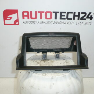 Display cover NAVIGATION PEUGEOT 307 9634504877 8209G6