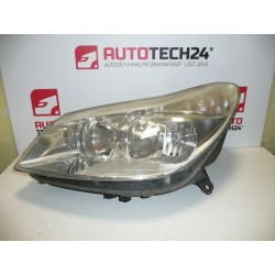 L front lamp CITROEN C5 II 9650055980 620843