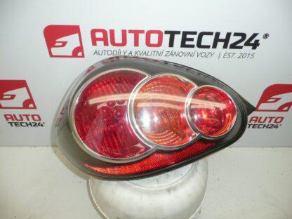 Left rear lamp TOYOTA AYGO 2012 81560-0H071