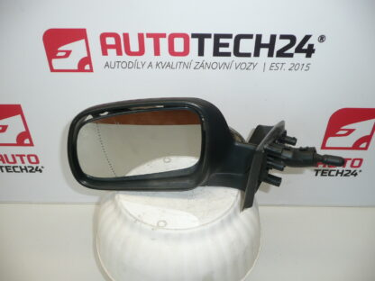 Left mirror PEUGEOT 307 96347725XT 8149AT