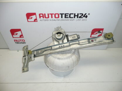 PP window lift mechanism PEUGEOT 207 9681182280 9222W9
