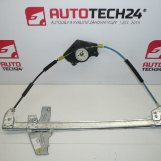 PP window lift mechanism PEUGEOT 307 9634456880 9222J9