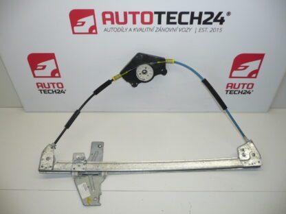PP window lift mechanism PEUGEOT 307 9634456880 9222J9