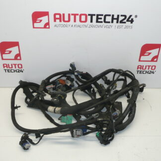 Engine harness CITROEN C3 II 1.4i KFT 9674808180 9675247080