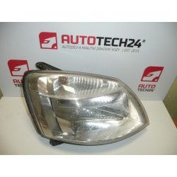 P Headlight CITROEN BERLINGO PEUGEOT PARTNER
