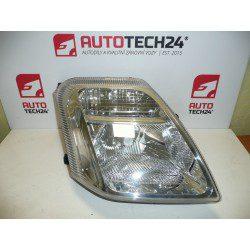 P headlight CITROEN C2 H4 9680128180 6205ZW