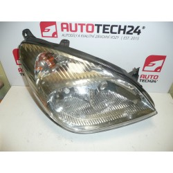 P headlight H7 + H4 CITROEN C5 9632664780 6205X2