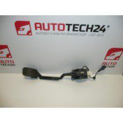 Accelerator pedal CITROEN PEUGEOT BOSCH 9651510780