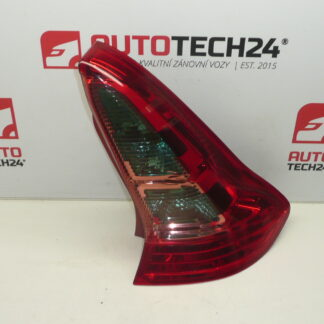 Right rear lamp light CITROEN C4 3dv 9646801677 6351T6