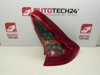 Right rear lamp light CITROEN C4 3dv 9646801677 6351T6
