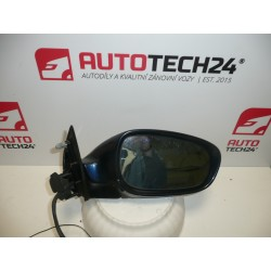 Right rear view mirror PEUGEOT 607