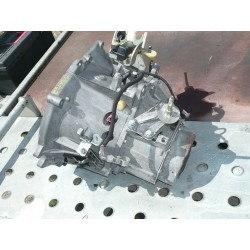 Gearbox PEUGEOT 206 1.6 HDI 20DM73