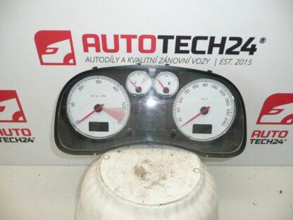 Speedometer PEUGEOT 307 II mileage 83tis. km 6106R9