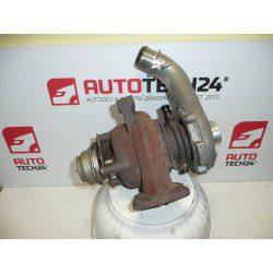 Turbo CITROEN PEUGEOT GARRETT 726683-5002S 2.2 HDI