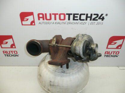 Turbo KK 5435 1014861 CITROEN PEUGEOT 1.4 HDI