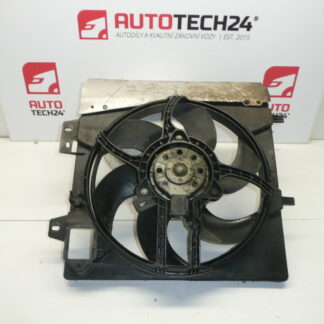Radiator fan CITROEN PEUGEOT 9653804080 1253H6