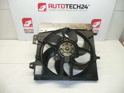 Radiator fan CITROEN PEUGEOT 9653804080 1253H6