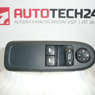 Window and mirror control PEUGEOT 308 96565186XT 649024