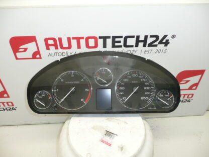 Tachometer PEUGEOT 407 9664667680 610385