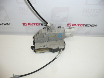 Right door lock PEUGEOT 407 9681337480 9138N8