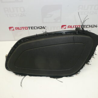 Airbag seat right Peugeot 206 96484354ZR 8216AA
