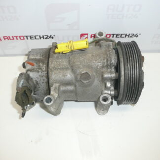 SANDEN SD6V12 1449 9655191580 air conditioning compressor