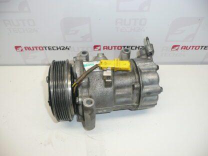 Air conditioning compressor SANDEN SD6V12 1449F 9655191580