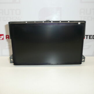 Display NAVIGATION CITROEN PEUGEOT 9659047580 6563YN 6563YP