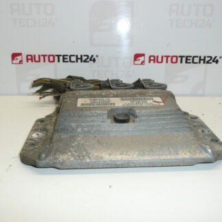 Chassis control unit PEUGEOT 607 9656409680 5273A1