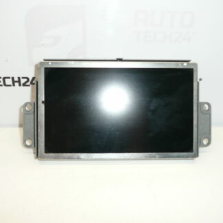 Display NAVIGATION PEUGEOT 607 9659048180 6563YTW 6365YX