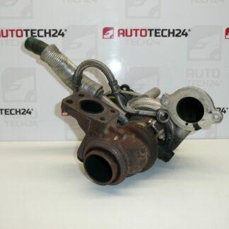 Turbo CITROEN PEUGEOT 1.6 HDI 68KW 9673283680 0375Q9 0375R0