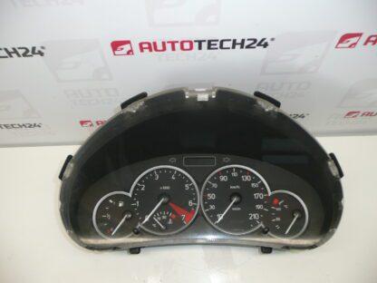 Speedometer PEUGEOT 206 9656696680 mileage 146.415 km