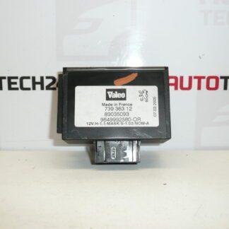 Steering unit PEUGEOT 607 9649992580