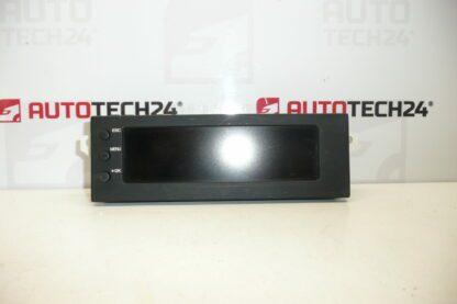 Display CITROEN C2 C3 96632559XT 6155EZ