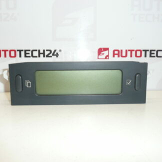 Display CITROEN C5 9644422477 C00 6155V6
