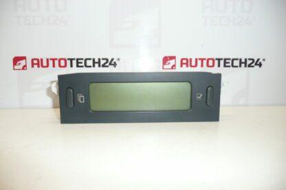 Display CITROEN C5 9644422477 C00 6155V6