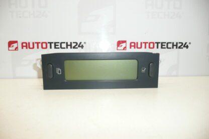 Display CITROEN C5 I 9644422477 D01 6155V6