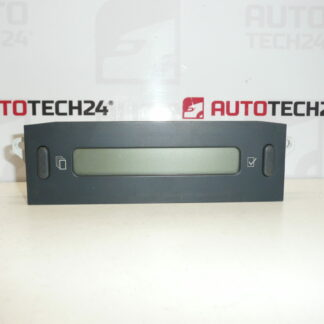 Display CITROEN C5 I 9635924477 C03 6155GN