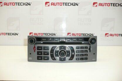 CITROEN PEUGEOT RT3-N3 96559851YW 657475 car radio