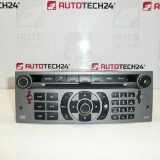 CITROEN PEUGEOT RT3-N3 96565708YW car radio